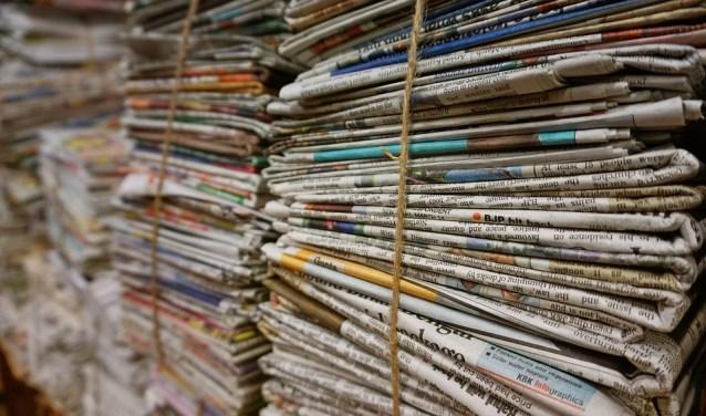 Geloof jij alles wat je leest in de krant? Of ben jij het niet eens met het nieuws? (Foto: Privé)