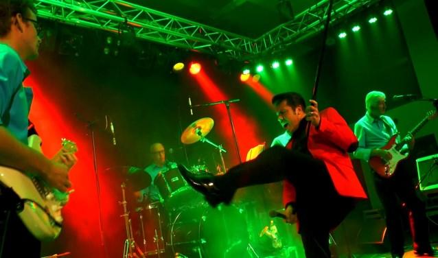 The Explosion Rockets verzorgen op zaterdag 21 juli een optreden in de grote zaal van Kentering in Rosmalen.