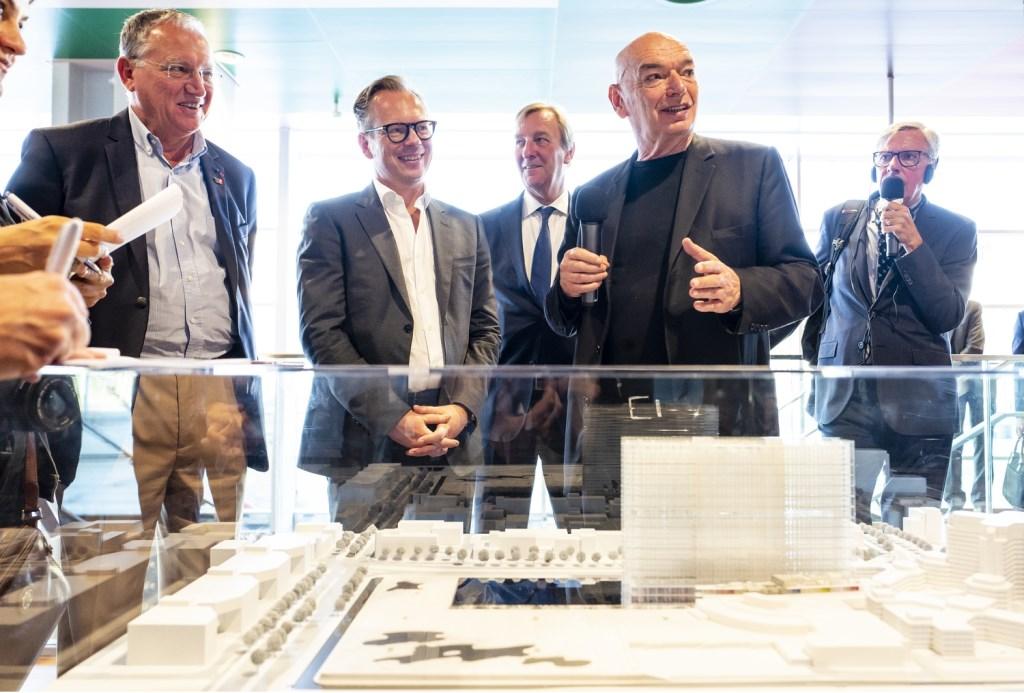 Foto: Frank van Beek namens European Patent Office  © Persgroep