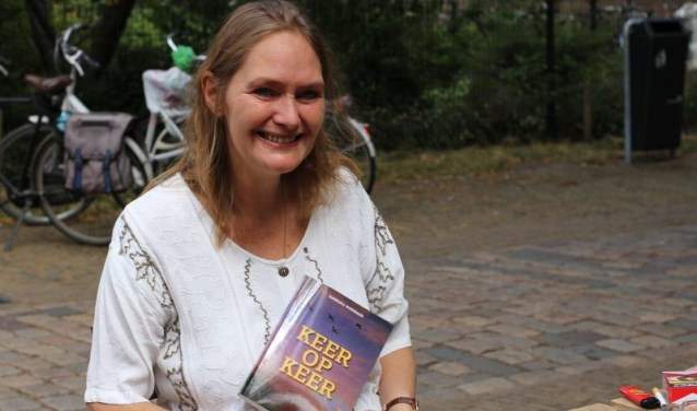 Barbara Wareman schreef een boek over haar leven.