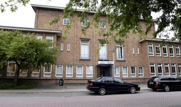 Het Kesper College aan de Nansenstraat. Foto: Marianka Peters