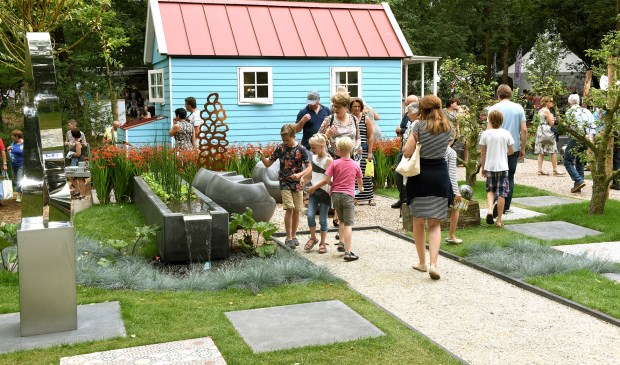Bloem en Tuin bestaat 25 jaar en kiijkt vooruit naar de toekomst. Foto Bloem en Tuin