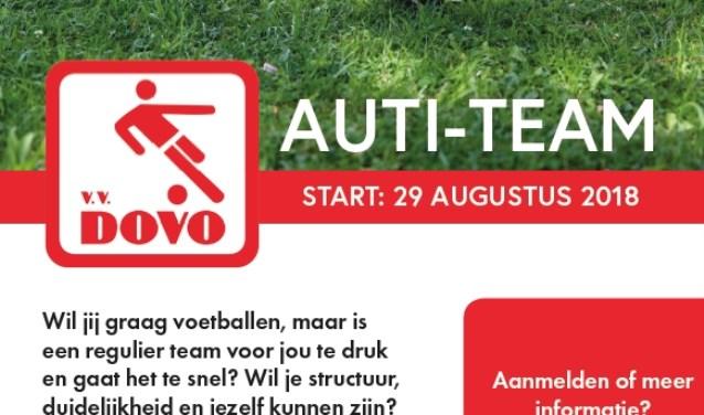 dovo start trainingen voor kinderen met autisme de rijnpost