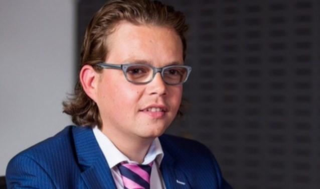 Wethouder Daan de Kort is genomineerd als meest inspirerende Nederlander met een beperking.