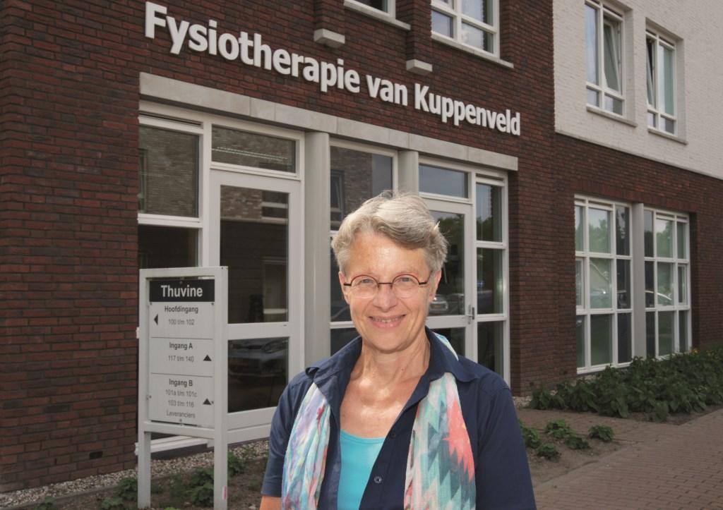 """Fysiotherapeut Yvonne Bos: """"Ik hoop dat over een paar jaar meer mensen weten wat psychosomatiek inhoudt."""""""