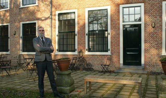 Interim-directeur Arnoud van Aalst ziet de toekomst van Museum Rijswijk met vertrouwen tegemoet.