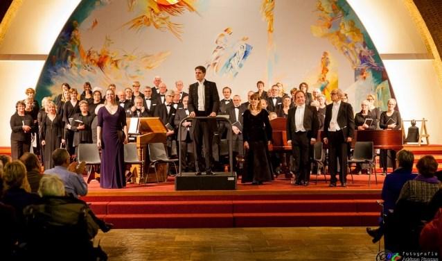 ZNCK, concert Sacramentskerk 2016