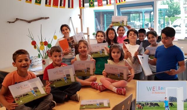 Nieuwkomers Montessorischool 'de Pas'