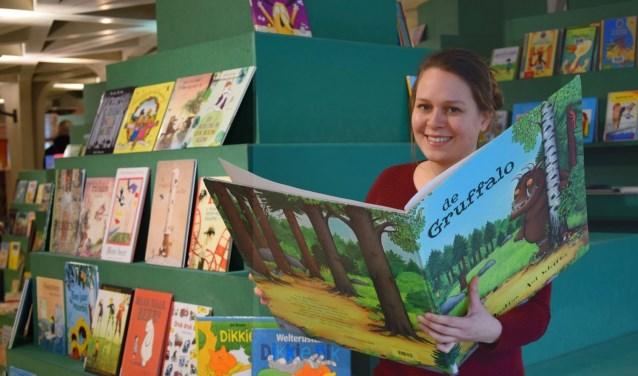 Dinsdag 24 juli: Het Grote Gruffalofeest in de bibliotheek van Veenendaal. (Foto: PR)