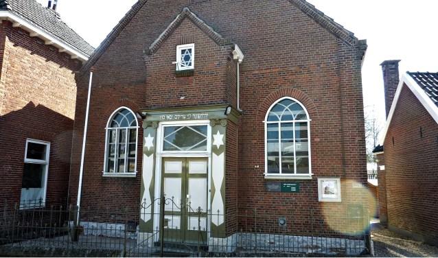 De Aaltense synagoge ontving 58 senioren uit Dortmund. (Door een communicatiestoornis helaas slechts een archieffoto -red).