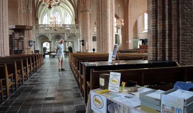 interieur Cunerakerk