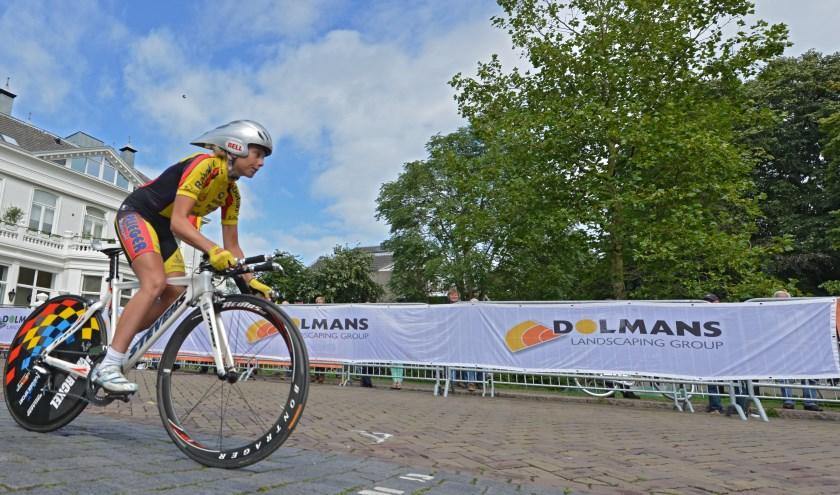 In september 2015 startte de Ladiestour ook in Oosterhout. Vanaf de Slotlaan ging men dan richting de Warande en weer terug.