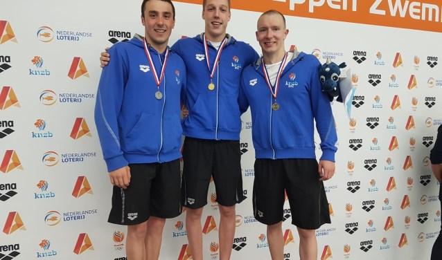 Vincent Crooijmans: Nederlands kampioen 1500M tijdens open Nederlandse Kampioenschappen senioren