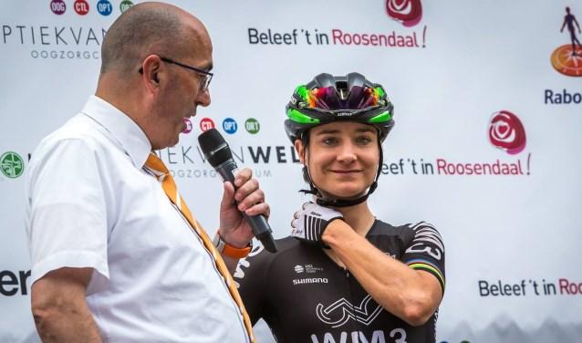 Aan de start van De Draai zullen dit jaar 17 kampioenen gaan starten, waaronder kampioene Marianne Vos.
