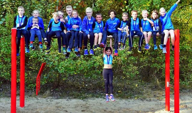 De jeugd heeft een belangrijke rol binnen Atletiek Helmond.