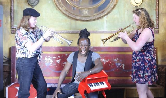 Het optreden van het Ricciotti ensemble staat in het teken van Cuba. Fotto: PR
