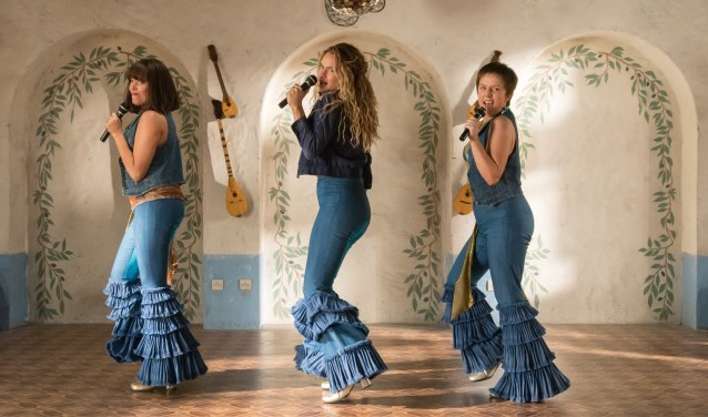 Mamma Mia, Here We Go Again! opent op vrijdag 31 augustus het nieuwe filmseizoen van Filmhuis Didam. (foto: Jonathan Prime)