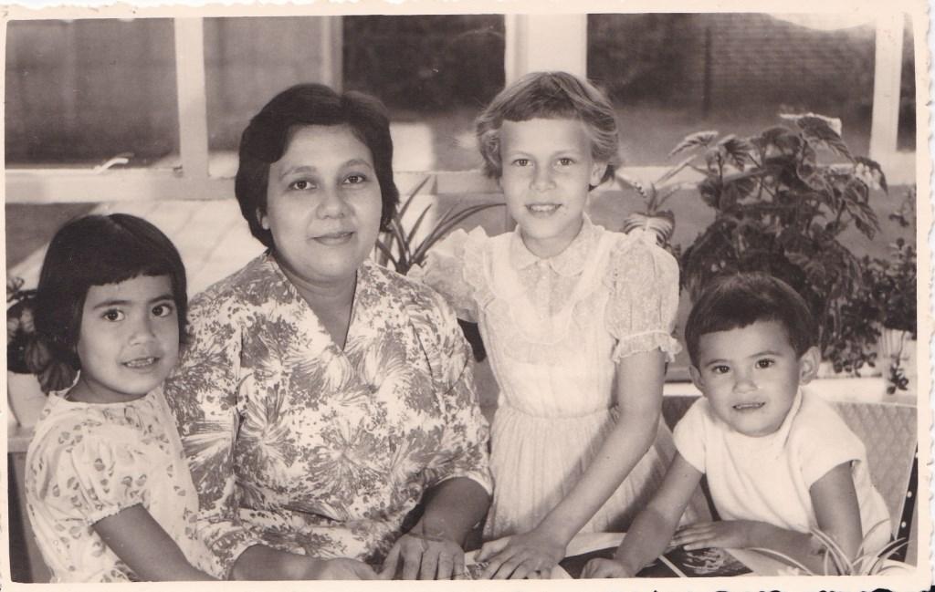 Familiefoto van Trix Coenraad - van Staden