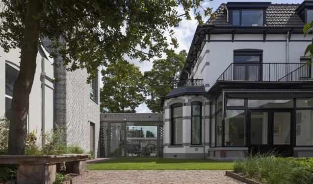 Museum Villa Mondriaan in Winterswijk is een van de Achterhoekse publiekstrekkers. Foto: Luuk Kramer.