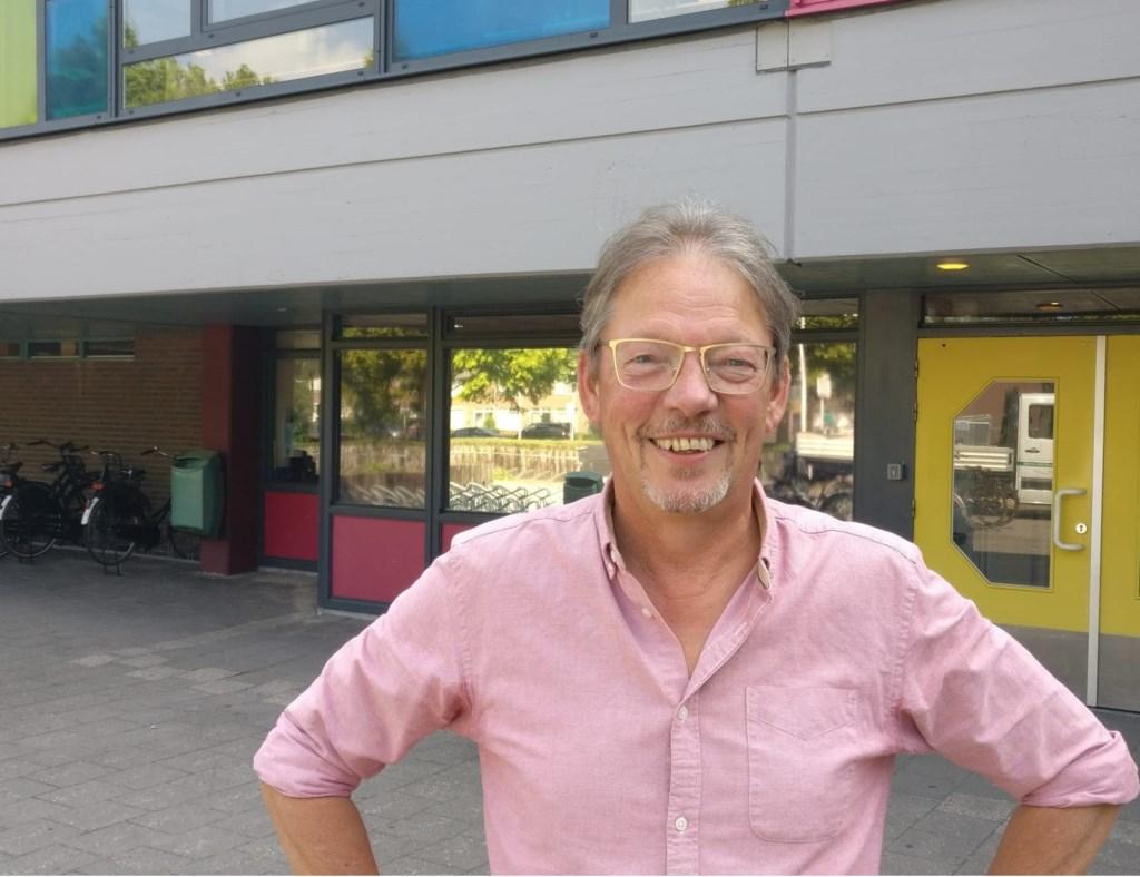 Louis van de Werff is met vervroegd pensioen gegaan.
