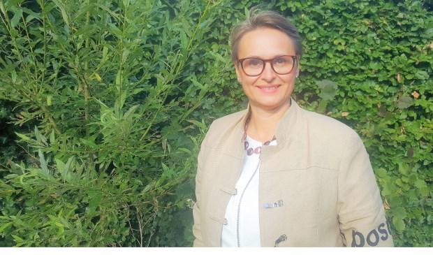 'We hebben een fantastisch bestuur', zegt voorzitter Marleen Verboom. Foto: Cok Slijkoord