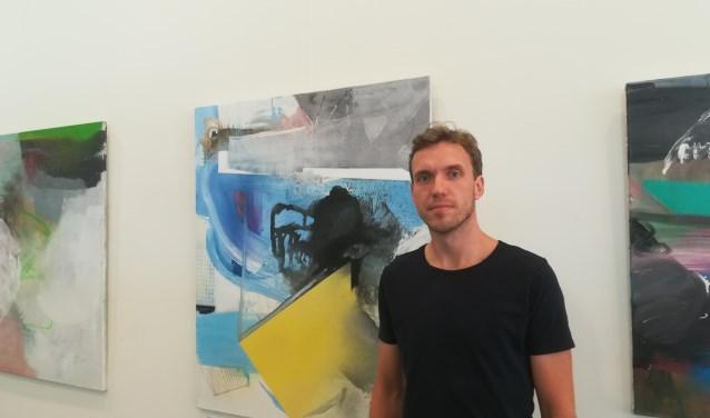 De kunst van Olivier Schimmel was al te vinden in landen als Zimbabwe en Portugal, maar is nu ook te zien in het gemeentehuis van Zeist.