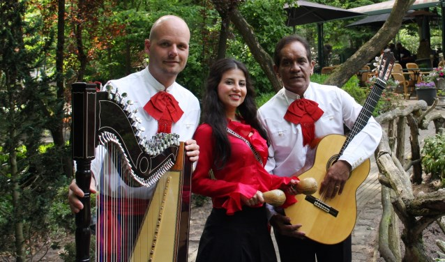 Het trio Los Mayas treedt op 7 juli op tijdens SumMmertime in Gennep.