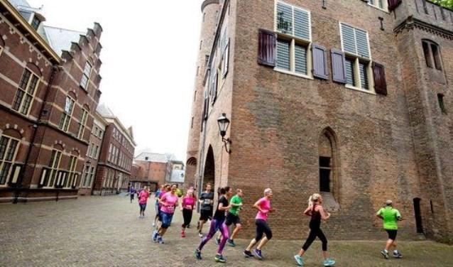 De historische binnenstad is op zaterdagavond 22 september het decor van de eerste editie van de Den Bosch Urban Trail.