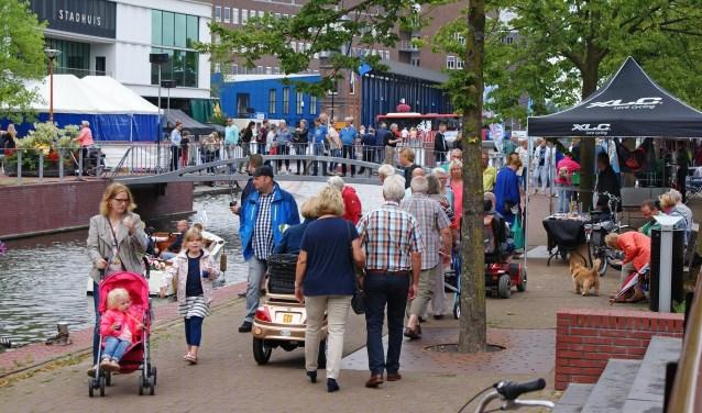 Net als vorig jaar zal er ook tijdens deze editie van het Havenfestival veel vertier zijn voor jong en oud op en rond het water