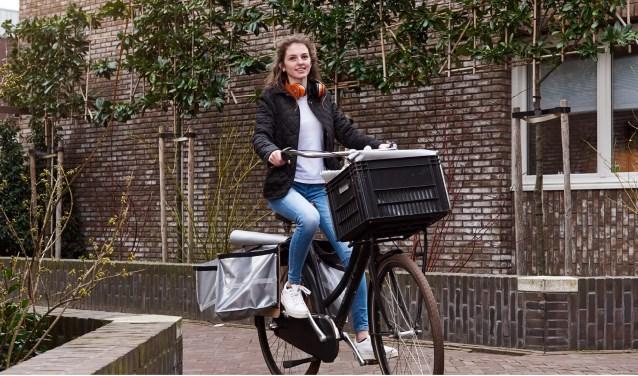 Krantenbezorgers gezocht. Meld je aan via info@elba-logistics.nl.