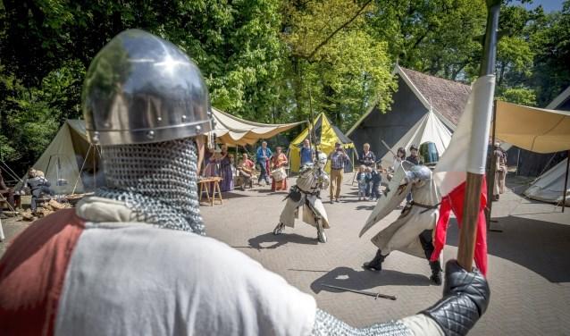 Ga komend weekend terug naar de middeleeuwen bij Dragonheart. Foto: Reinier van Willigen/Tubantia