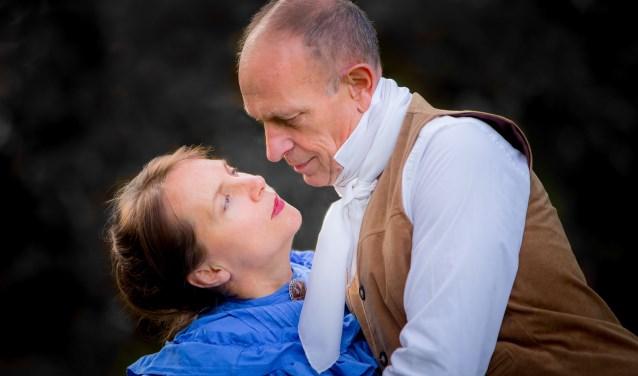 Voorstelling 'De laatste kus' in het Kamertheater