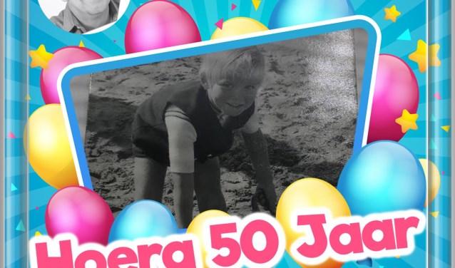 Kapper Wim Roest 50 jaar