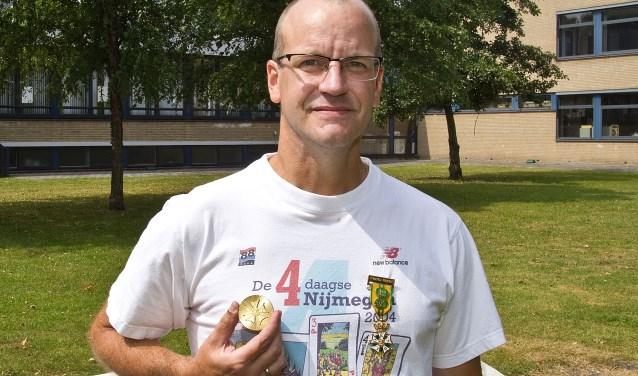 Ronald Nederlof: 'Volgende week ben ik weer van de partij'.  (foto: Jeroen Verbueken / Fotopersbureau Busink)