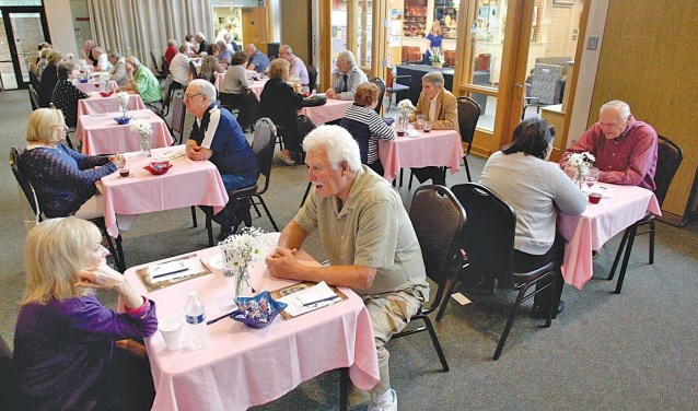 Senioren daten ook in Doetinchem.