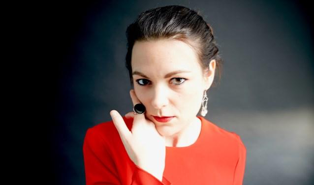 Sopraan Rianne Wilbers is te horen tijdens de tweede week van het Hortus Festival. Foto: Milagro Elstak
