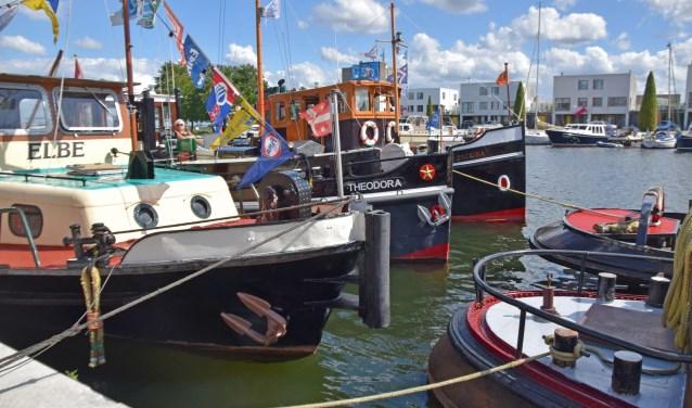 """Komend weekend worden de Havendagen gehouden. """"Zeewolde is gemaakt voor recreatie"""", zegt Bert van de Kieft van de stichting Puur Zeewolde. Eigen foto"""