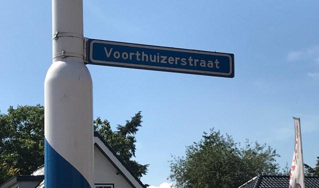 Bewoners Voorthuizerstraat vinden het belangrijk dat het hun straat een zestig kilometer weg wordt.