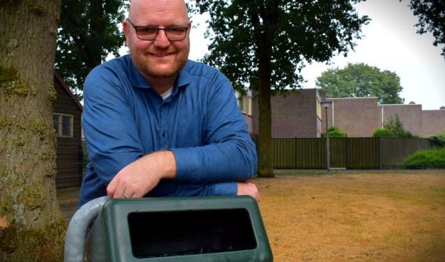 Tjerk Langman is een echte 'Fortuynist' (foto: indebuurt).