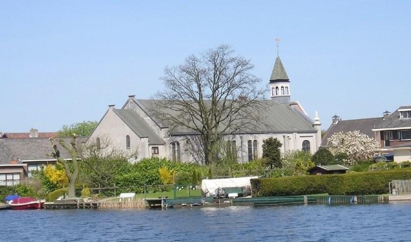 Verschillende activiteiten bij de Opstandingskerk in Rijsoord tijdesn de startweek. (Foto: Reliwki)