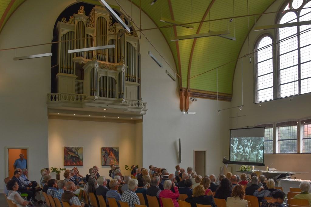 Premiere Documentaire De vergeten Oorlog in de Pauluskerk Foto: M. Bootsma © Persgroep