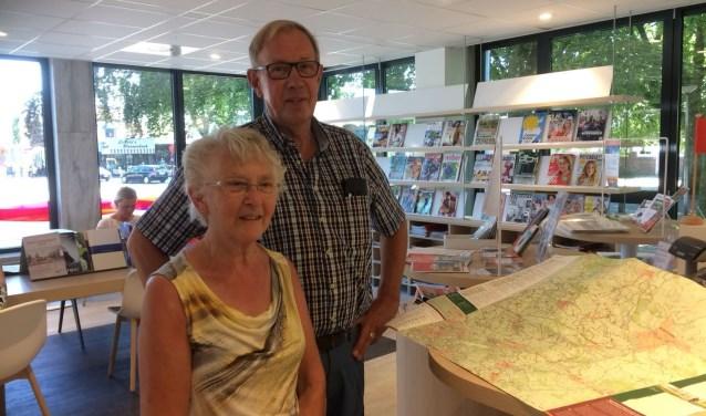 Meneer en mevrouw De Vries zijn blij dat ze het advies van kennissen hebben opgevolgd en op vakantie gingen in Losser.