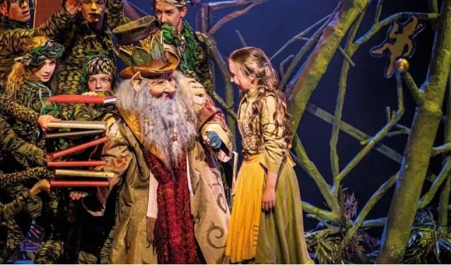 Sprookjessprokkelaar de musical is komend seizoen te zien in theaters in heel Nederland en Vlaanderen.
