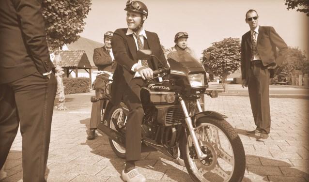 Deze Gentleman's zijn klaar voor een avontuur in stijl!