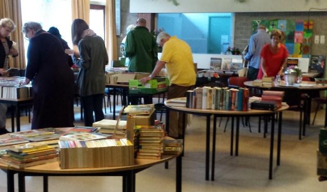 impressie boekenmarkt