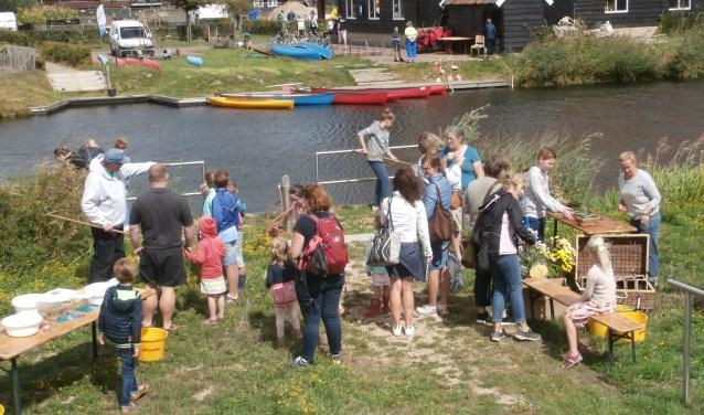 Er waren tal van activiteiten op en rond het water (Foto: JvdS)
