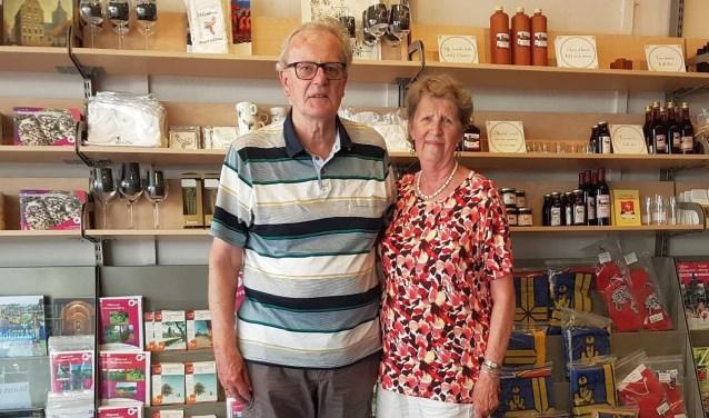 Ruud en Gonny genieten al 20 jaar van de gastvrijheid en de fietsroutes in onze omgeving.