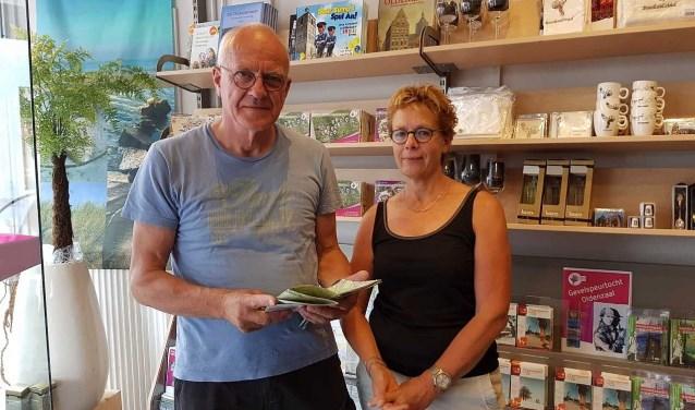 Peter en Hennie kamperen in Beuningen en brachten ook een bezoek aan Oldenzaal.