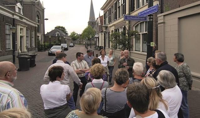 Wandel 15 augustus mee en hoor leuke, mooie verhalen over de geschiedenis en dynamiek van Haaksbergen.