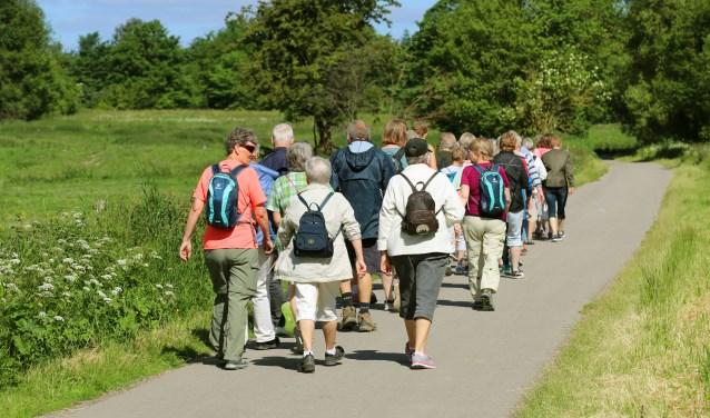 Meelopen met het college van Neder-Betuwe (Foto ter illustratie)